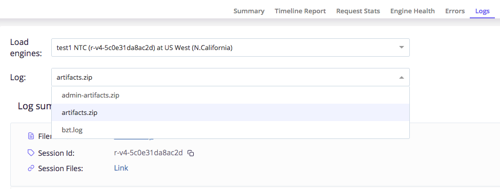 How to Capture Response Data from a JMeter JTL File (NTC) – BlazeMeter
